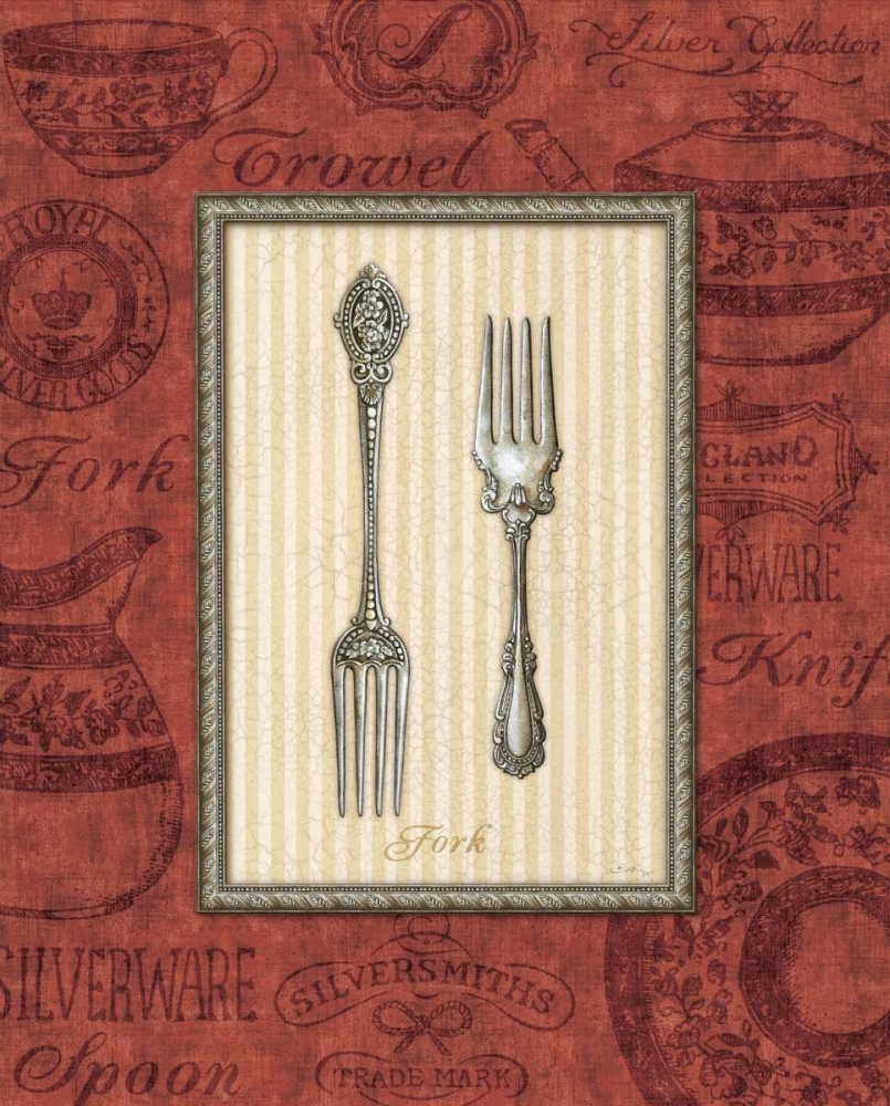 Fork Audrey, Charlene 1786