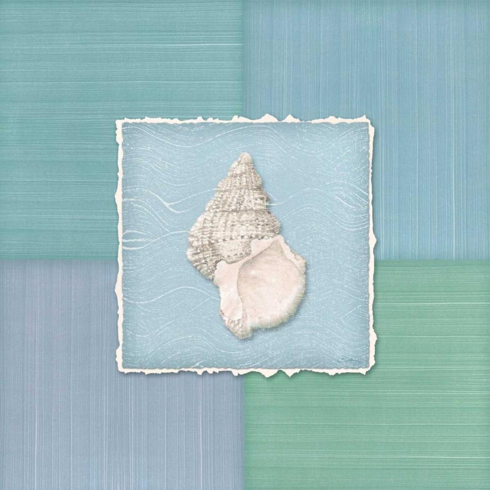 Blue Sea IV Audrey, Charlene 1821