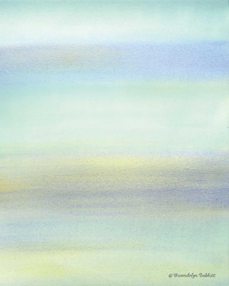 Tranquil Watercolor I Babbitt, Gwendolyn 143254