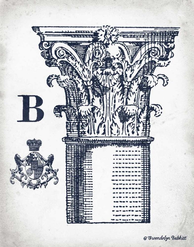 Indigo Column B Babbitt, Gwendolyn 143337