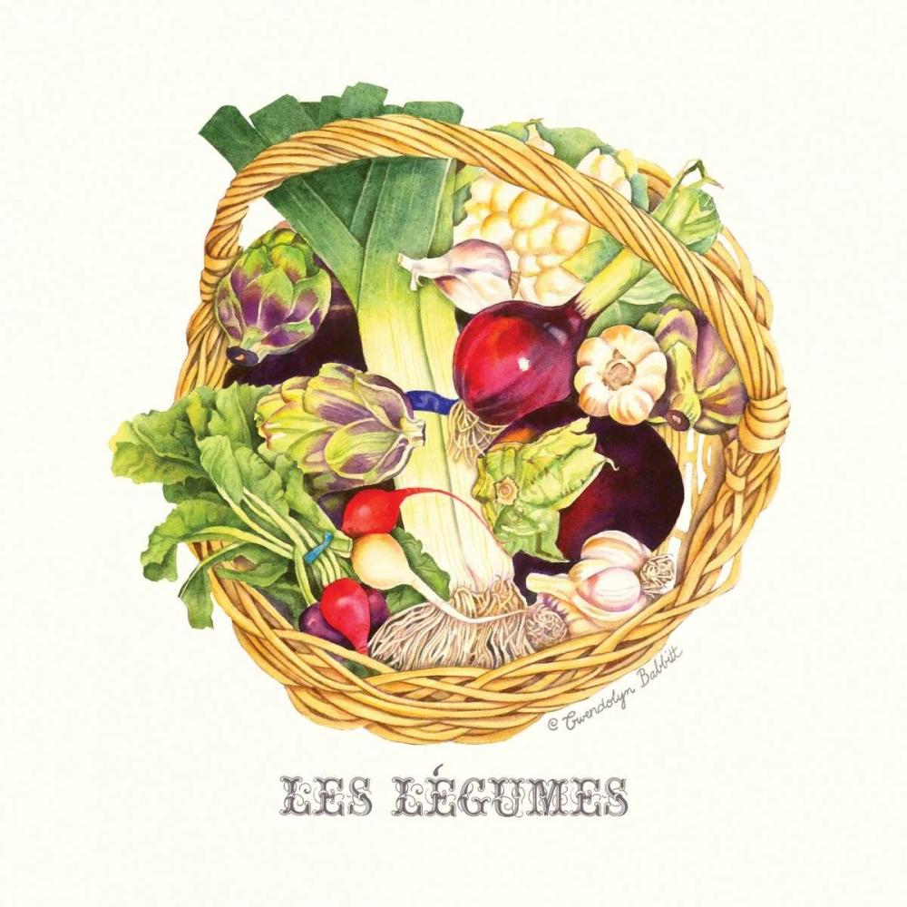 Les Legumes Babbitt, Gwendolyn 143491