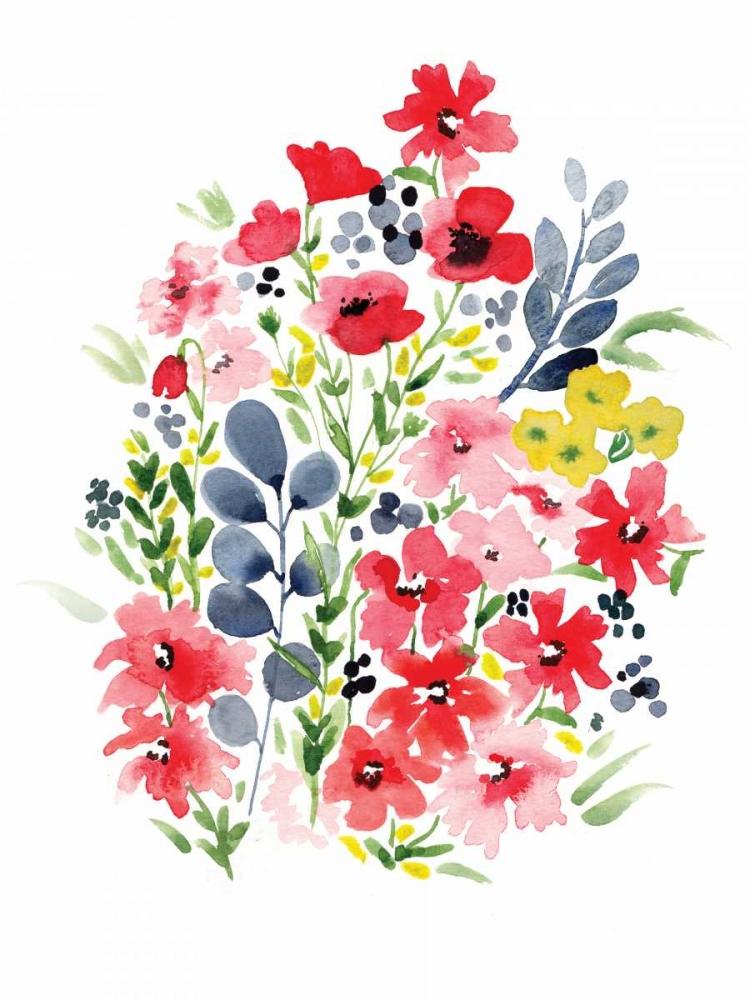 Spring Blooms I Berrenson, Sara 143560