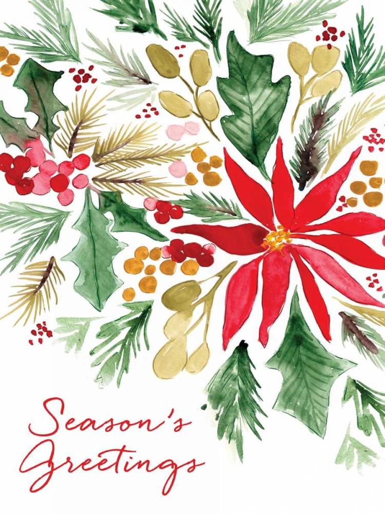 Poinsettia Pine Berrenson, Sara 143598