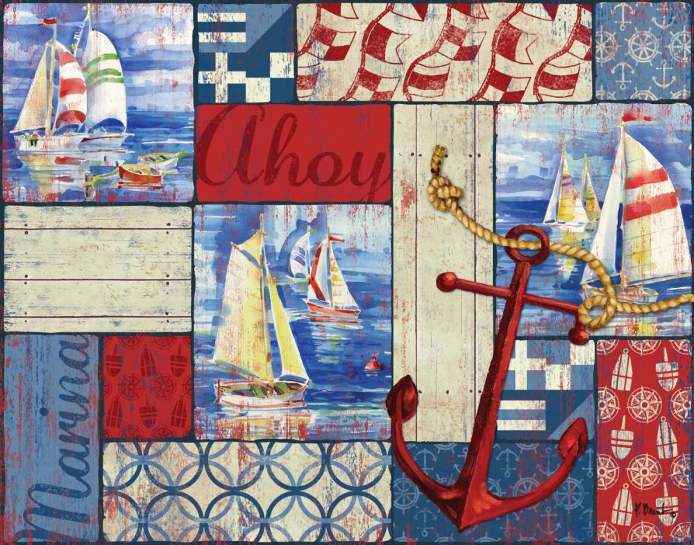 Starboard Collage Brent, Paul 143935