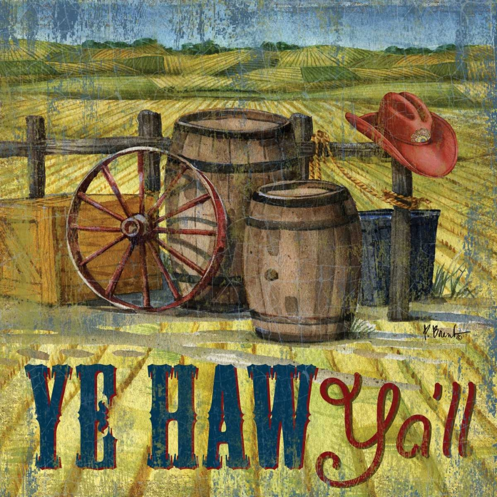 Howdy Partner II Brent, Paul 144074