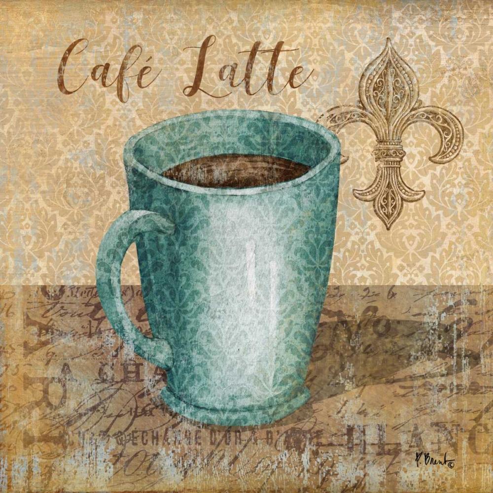 Bonjour Cafe II Brent, Paul 144114