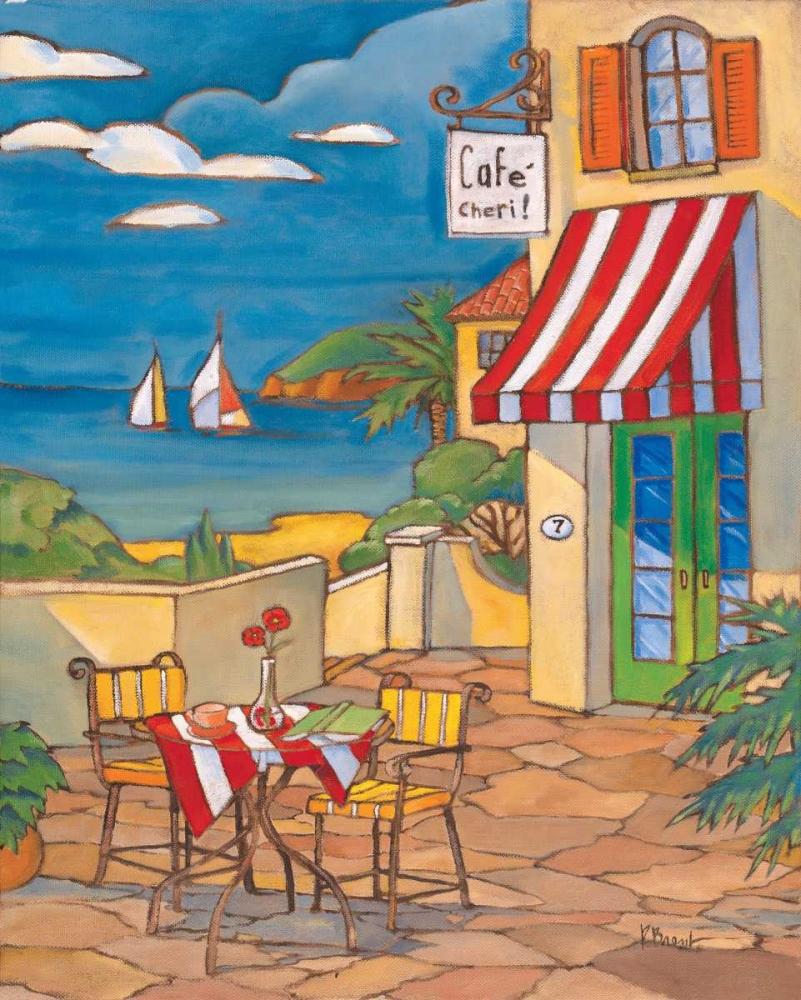 Cafe Cheri Brent, Paul 4247