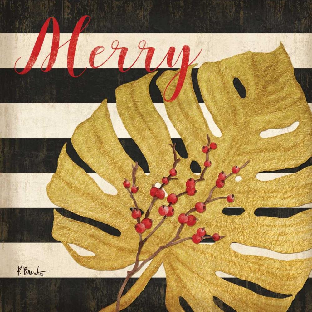Holiday Palm Leaf II Brent, Paul 164103