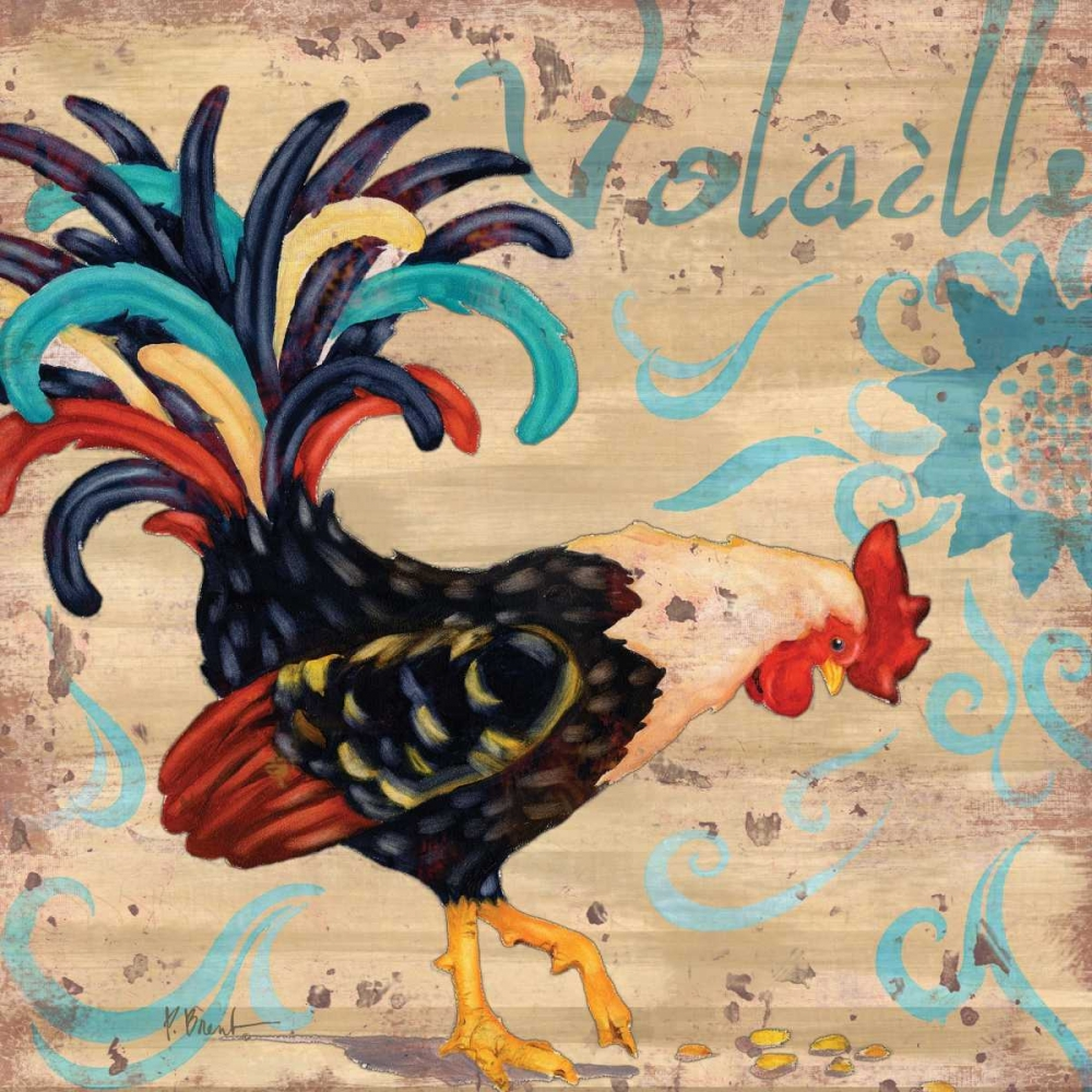 Royale Rooster I Brent, Paul 4340