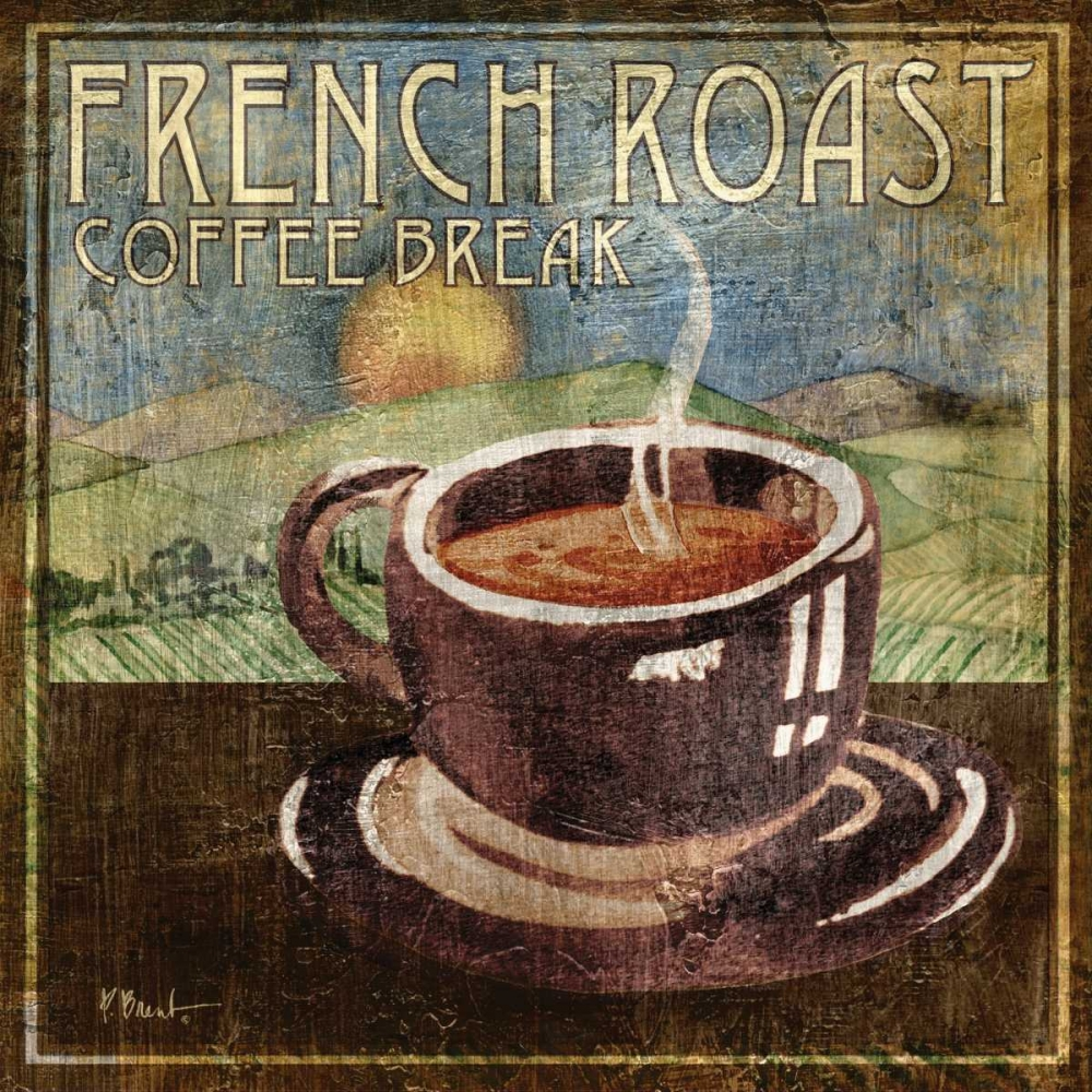 French Roast Brent, Paul 4352