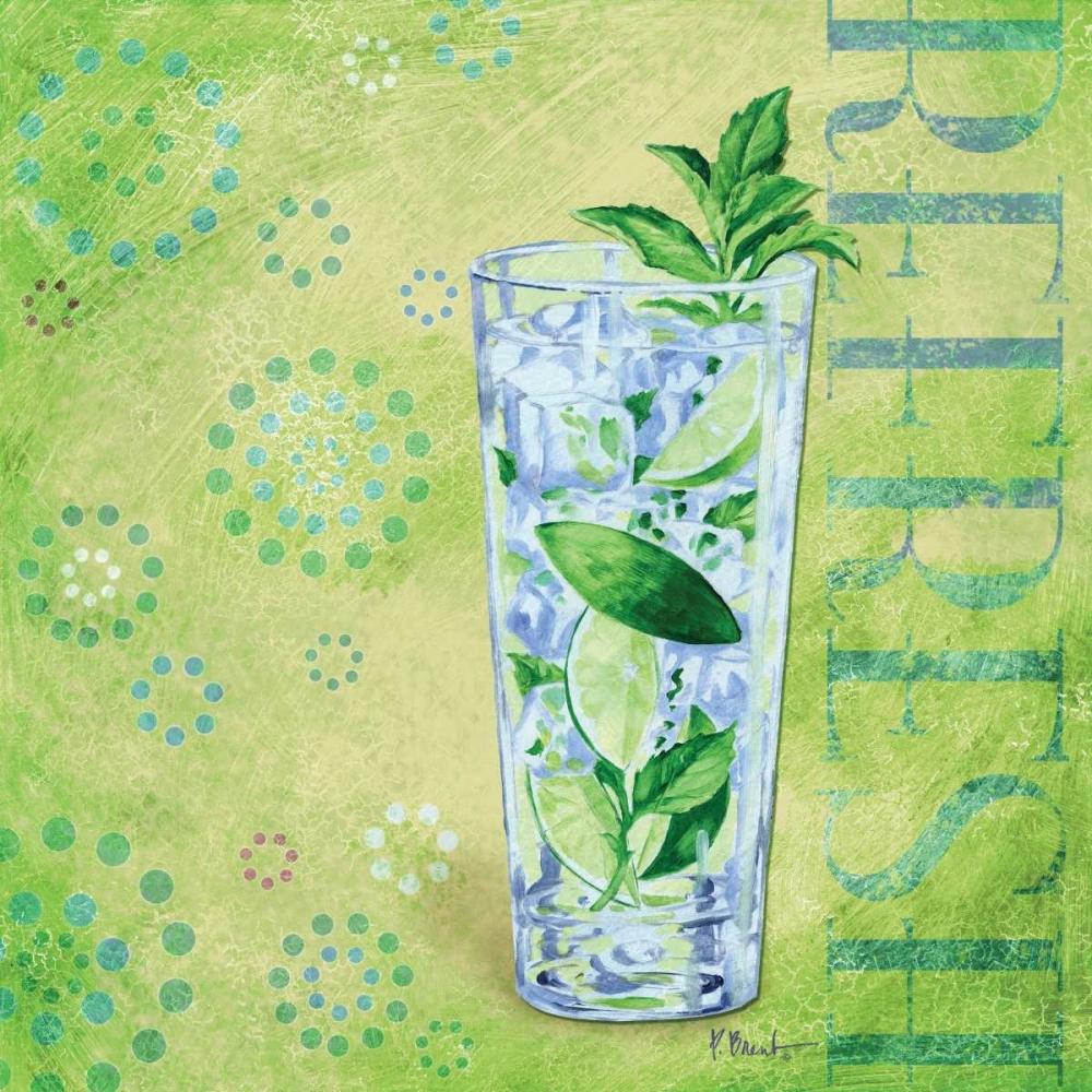 Calypso Cocktails III Brent, Paul 4392