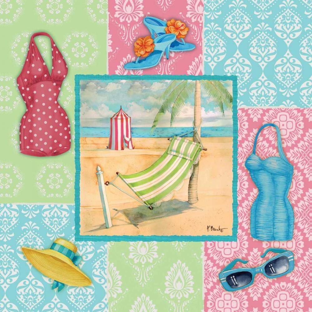 Beach Wear I Brent, Paul 4436