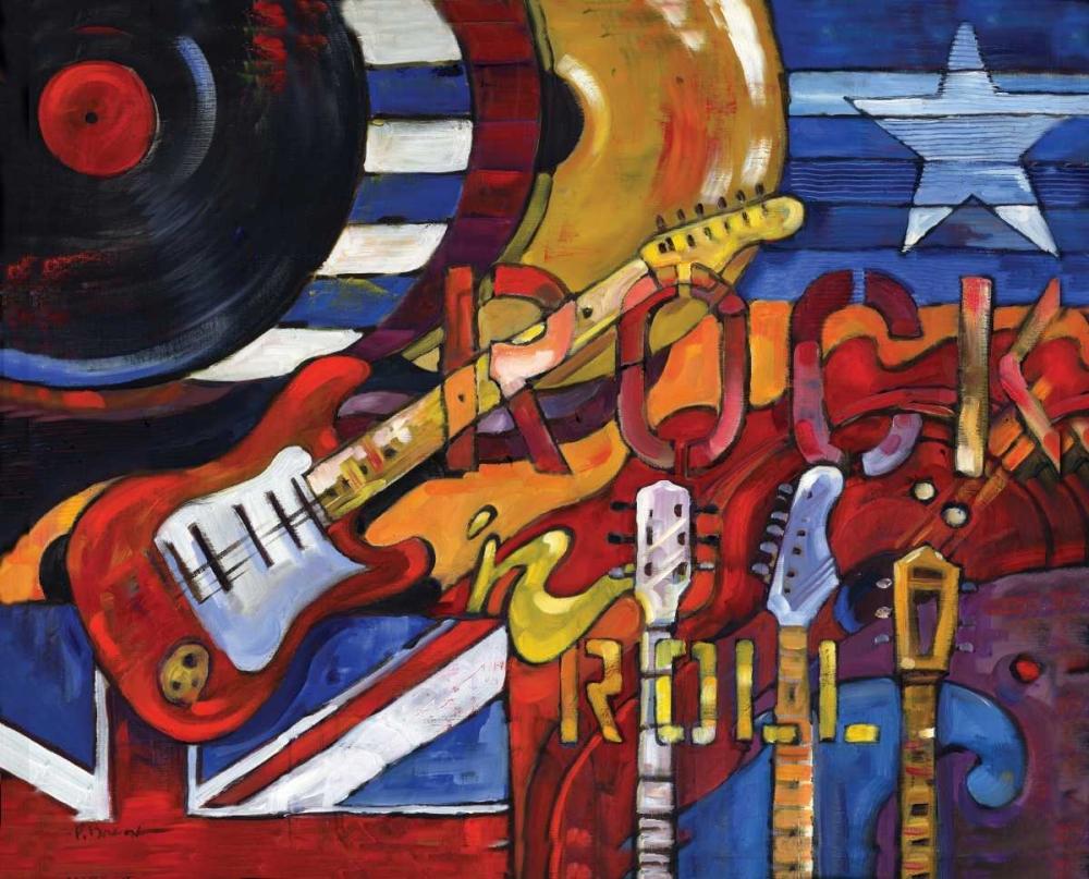 Rock N Roll Brent, Paul 13848