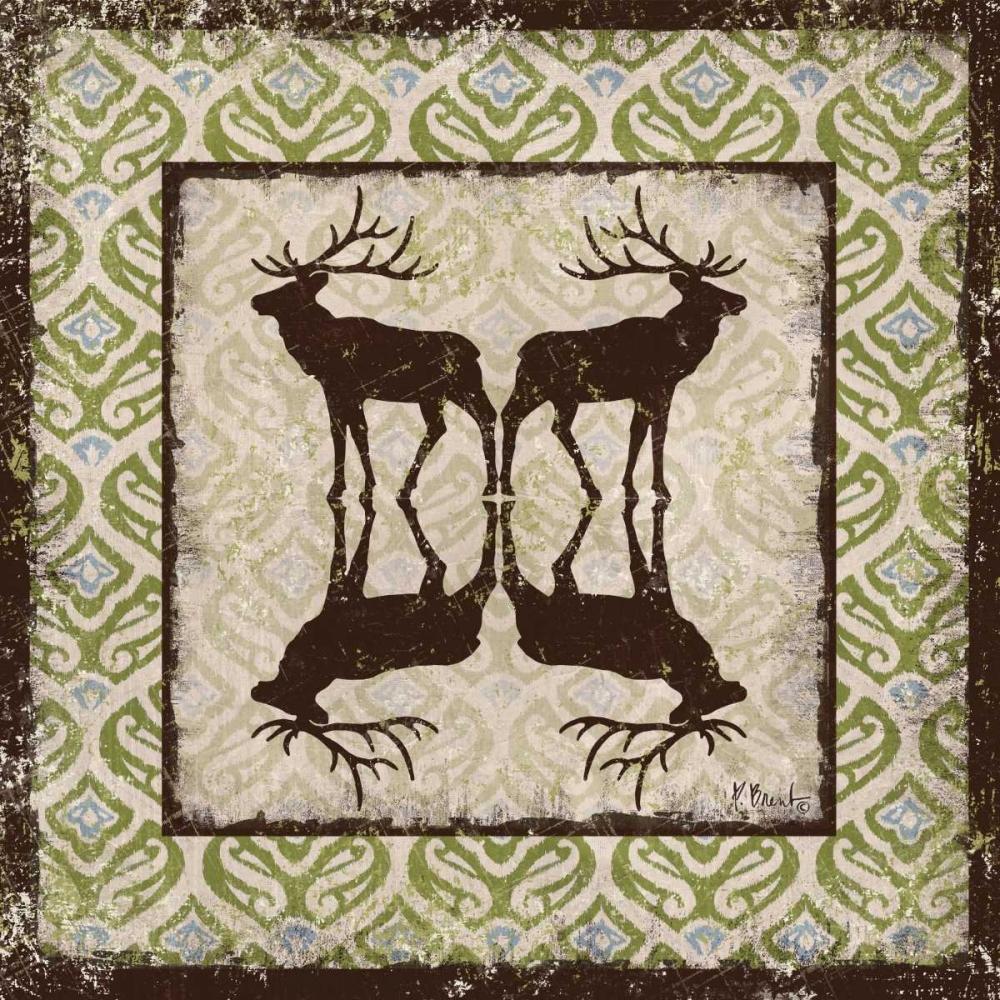 Modern Lodge Azure I Brent, Paul 143651