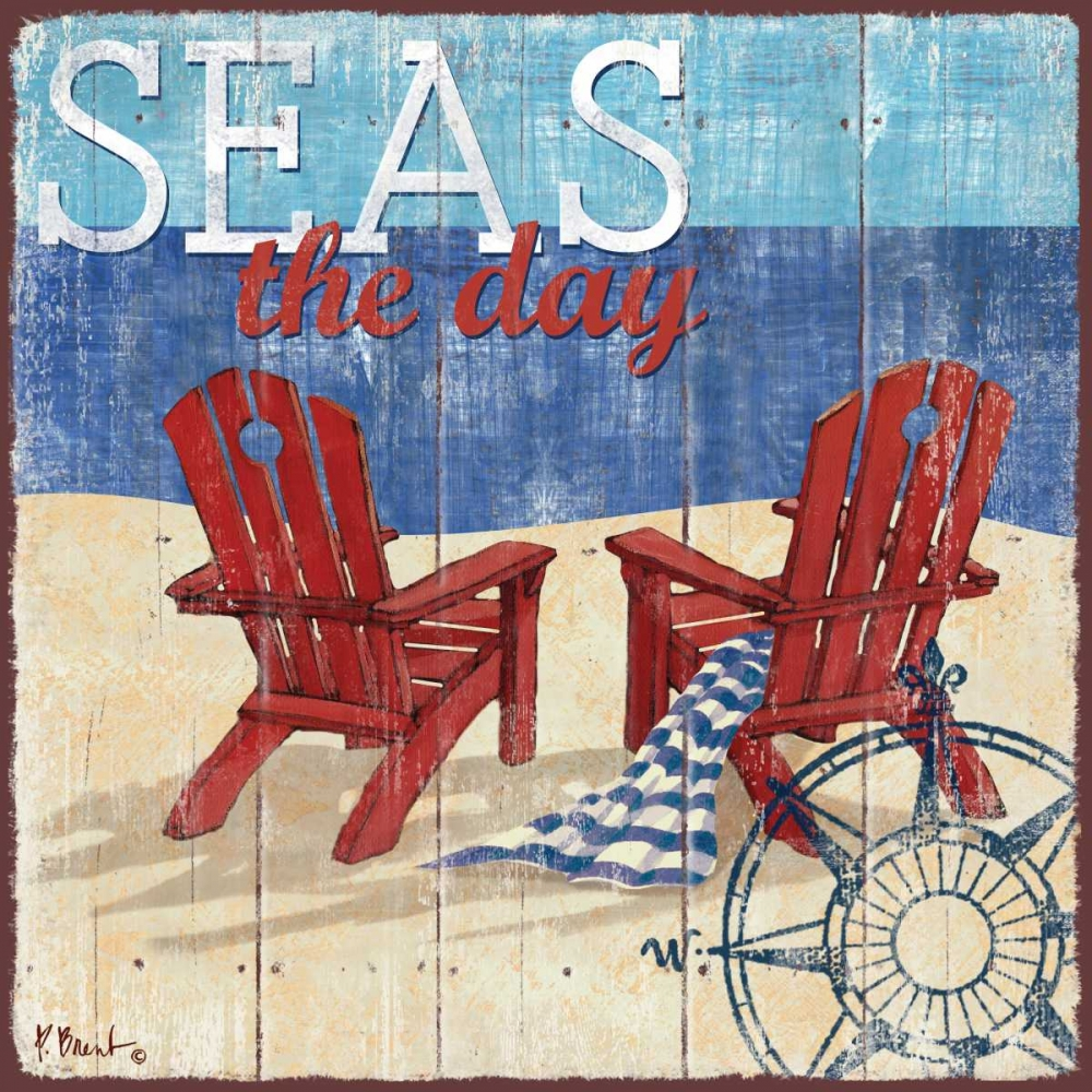 Seas the Day I Brent, Paul 143713