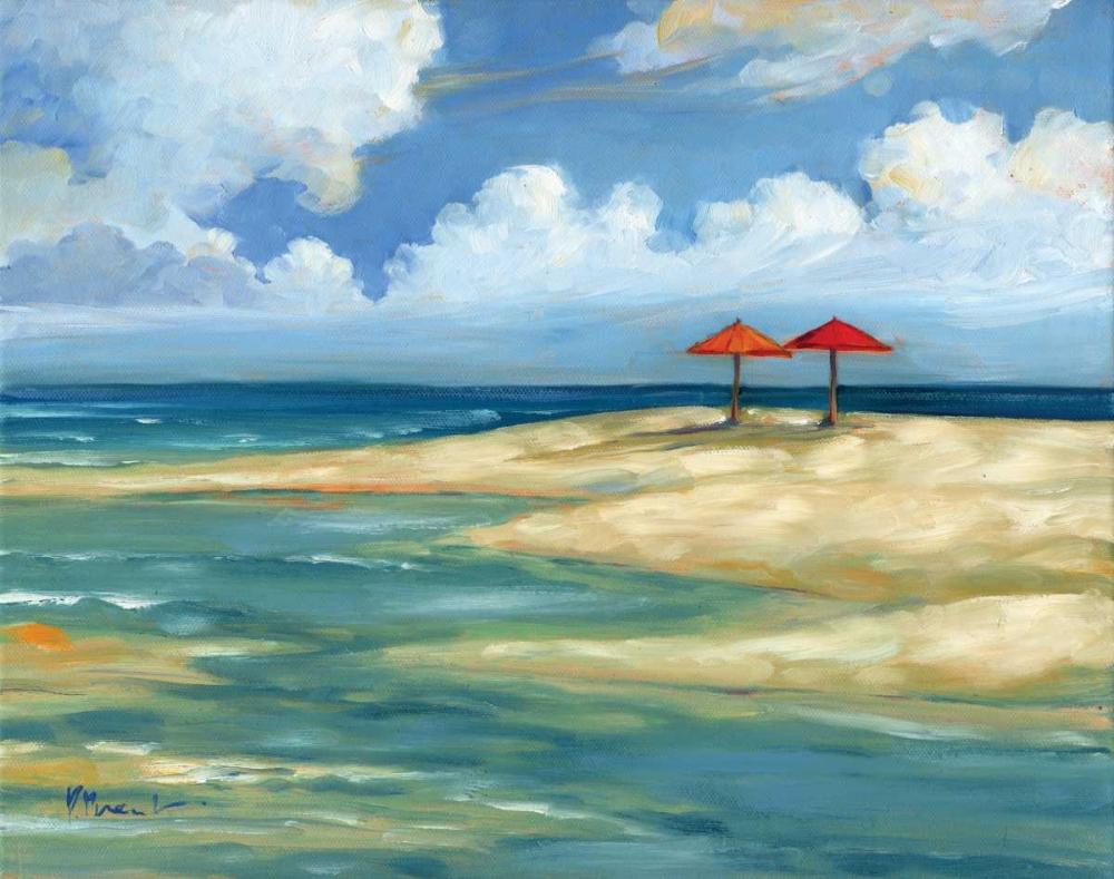 Umbrella Beachscape IV Brent, Paul 143721