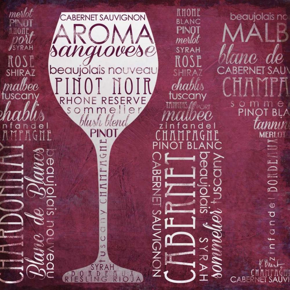Vino Lingo I Brent, Paul 143738