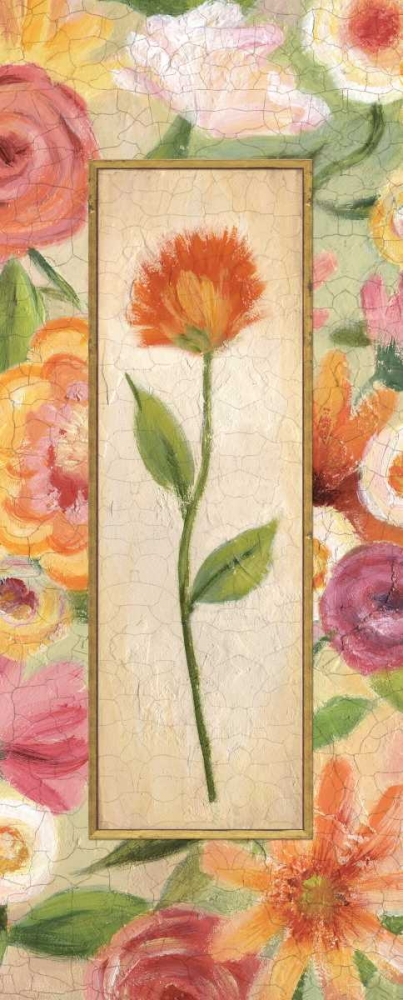 Sweet Romance Panel I Brissonnet, Daphne 4480
