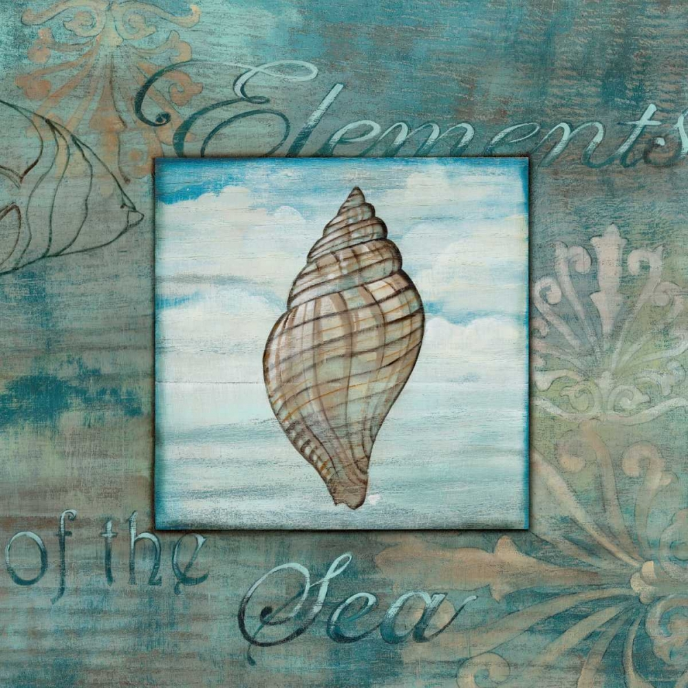 Elements of the Sea I Audrey, Charlene 13880