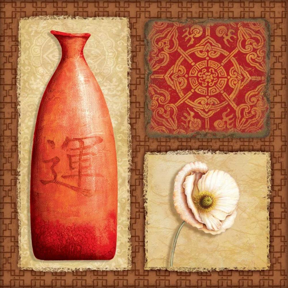 Oriental Collage I Corbin, Delphine 4510