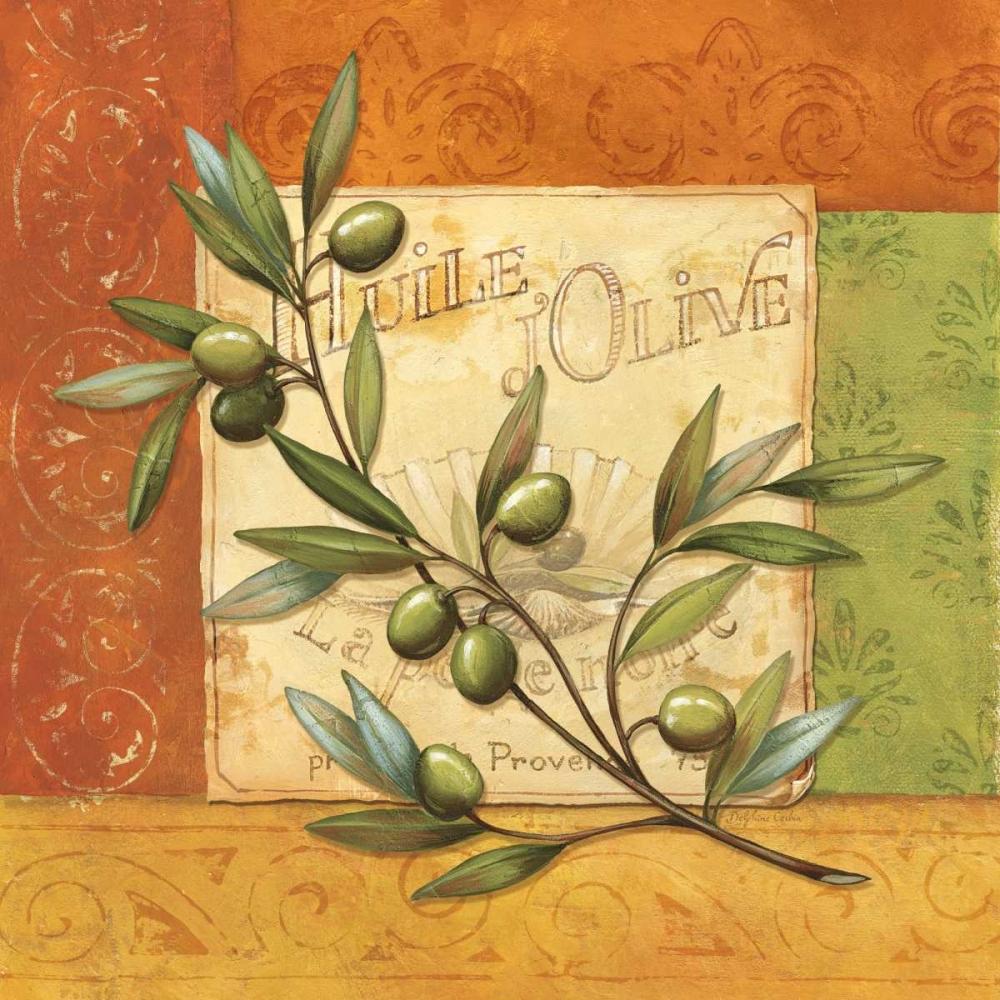 Olives du Midi I Corbin, Delphine 4534