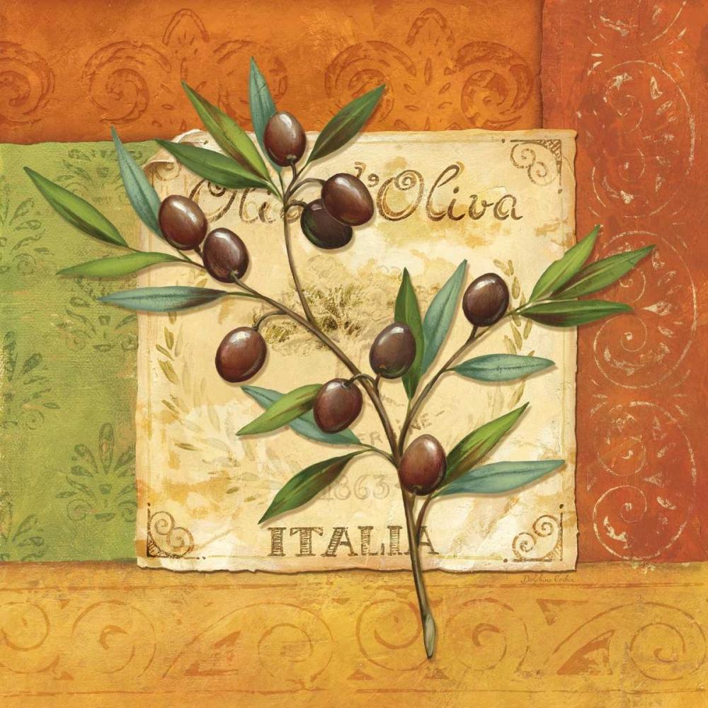Olives du Midi II Corbin, Delphine 4535