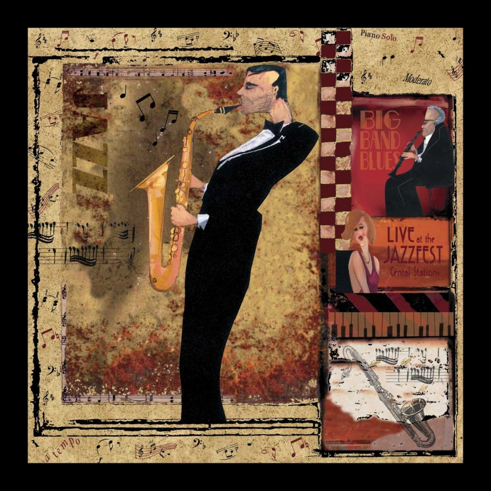 Jazz Sax CW Designs Inc. 4581