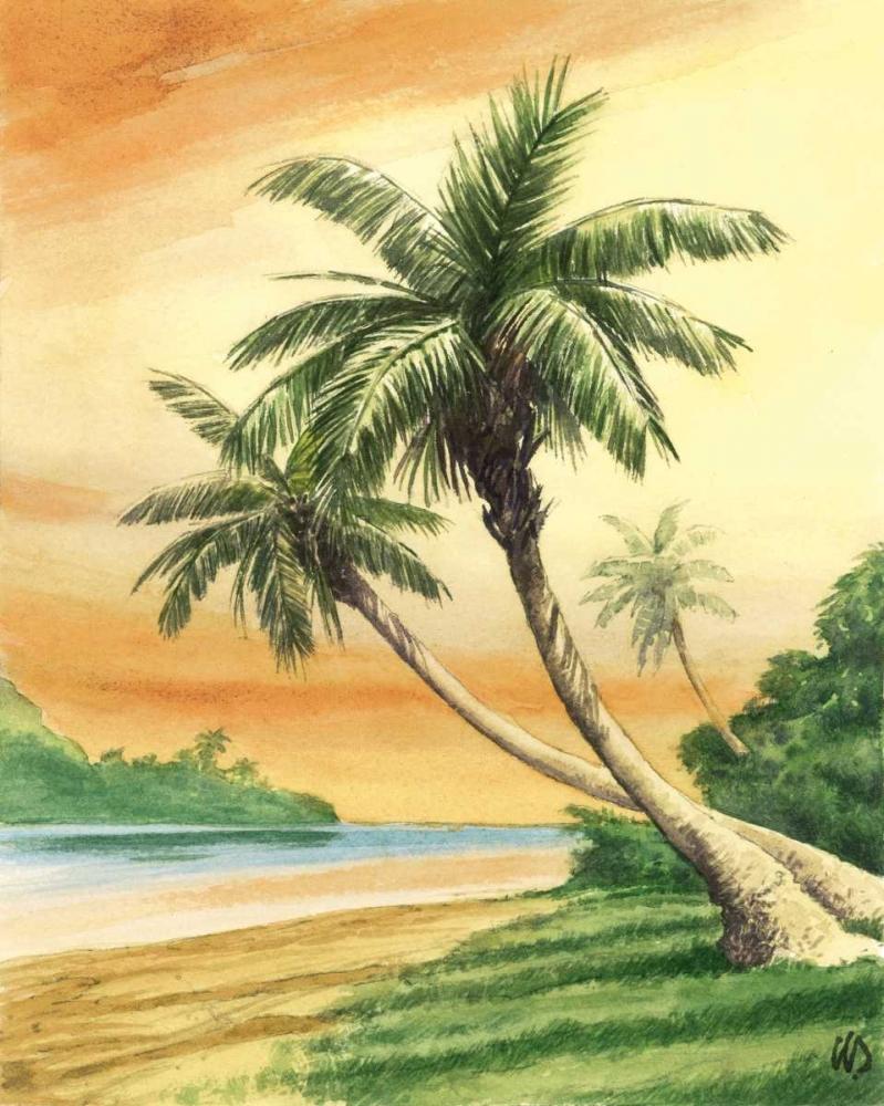 Tropical Dream I Duke, William 13888