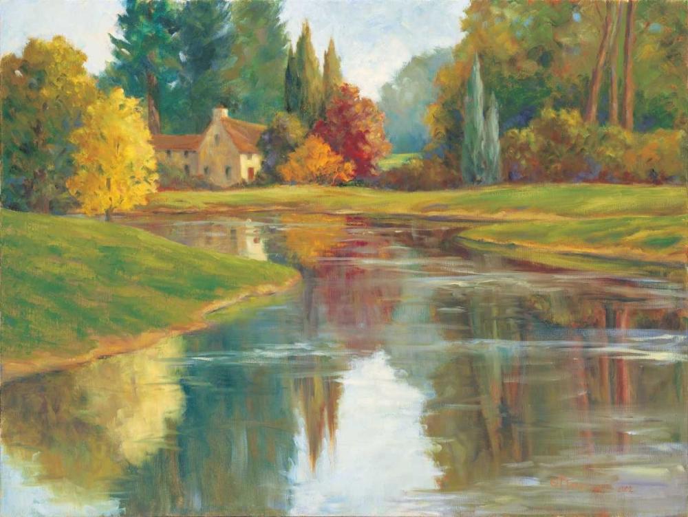 Calm Waters I Fermanis, Pamela 4626