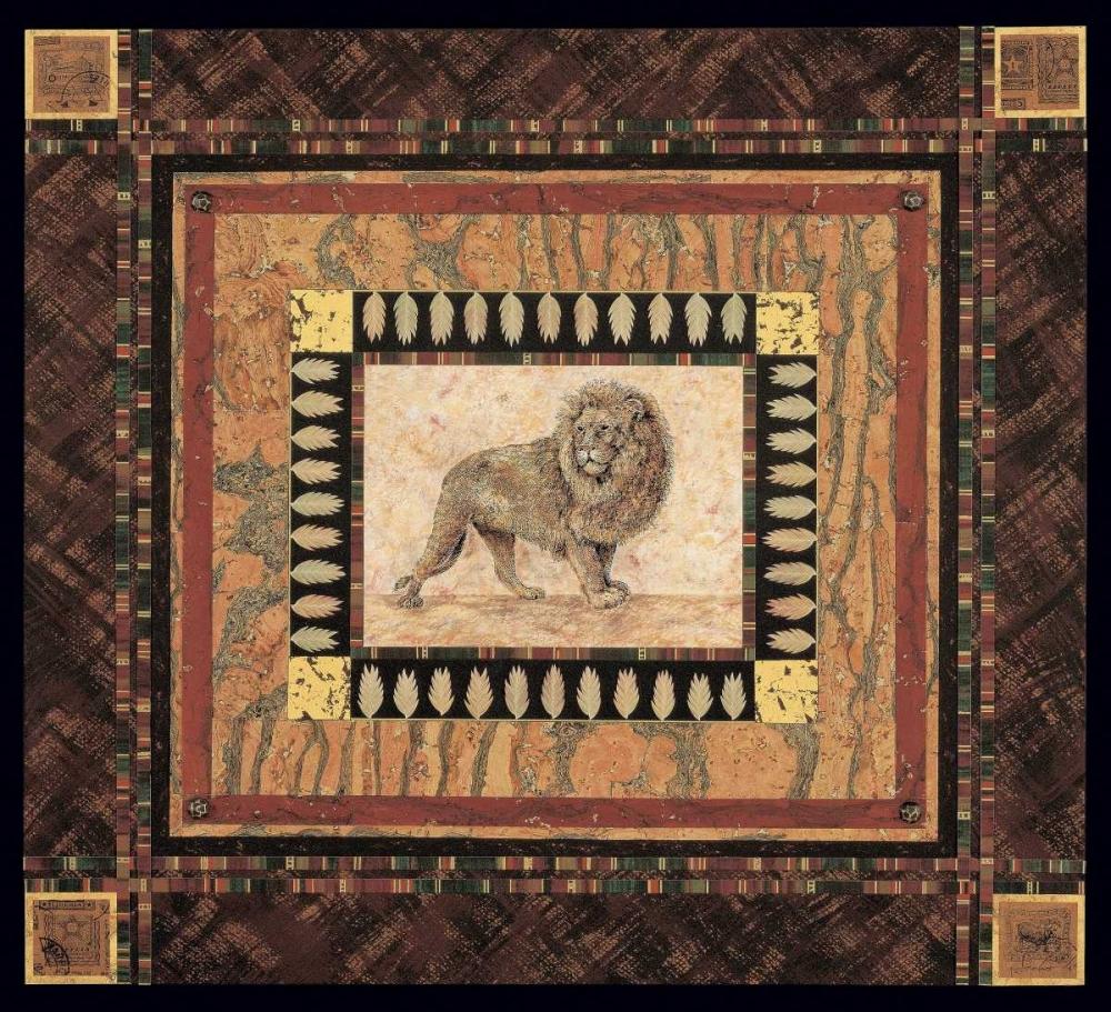 Lion Gladding, Pamela 4645