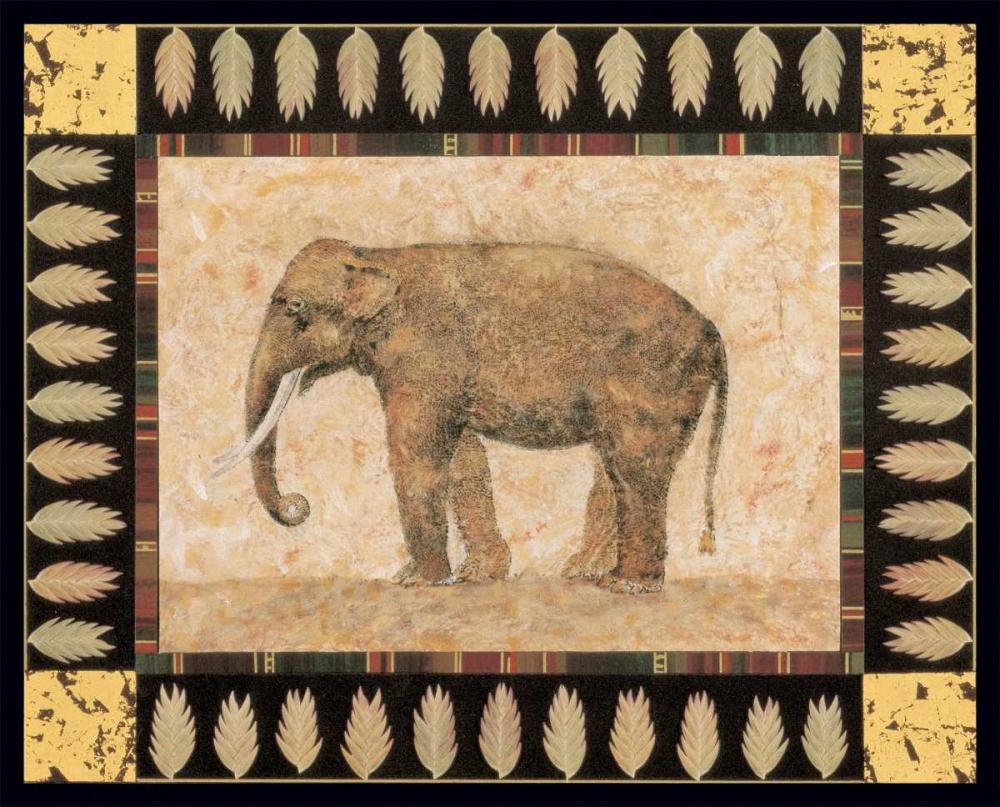 Elephant Gladding, Pamela 4653