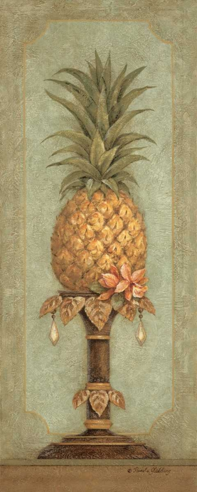 Pineapple and Pearls I Gladding, Pamela 4701