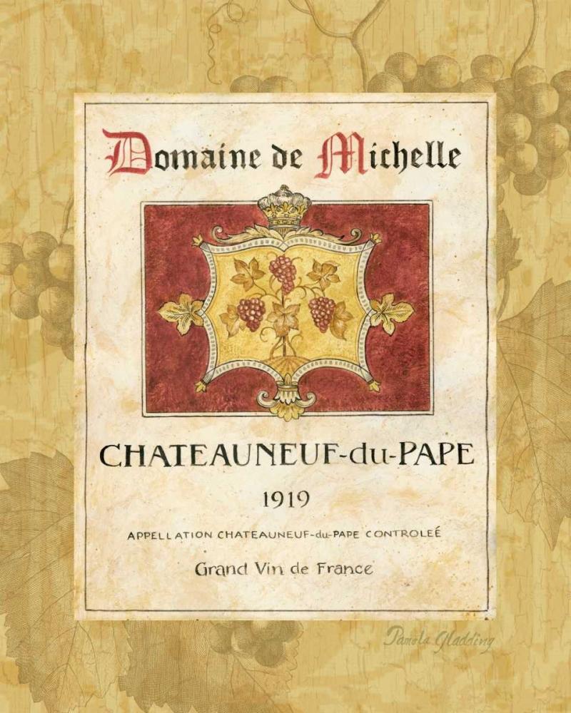 Chateauneuf du Pape Gladding, Pamela 4707