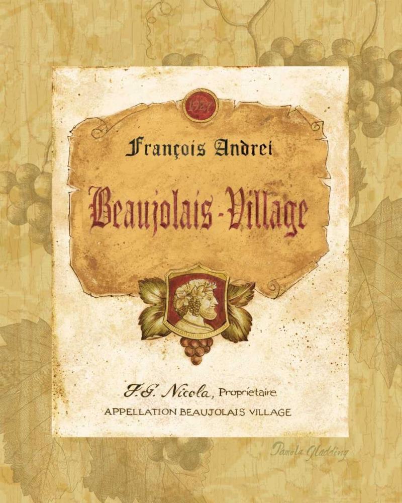 Beaujolais Village Gladding, Pamela 4709