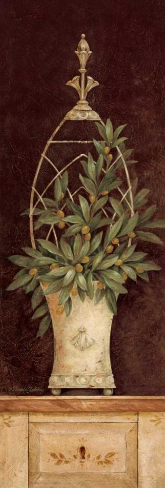 Olive Topiary II Gladding, Pamela 4748