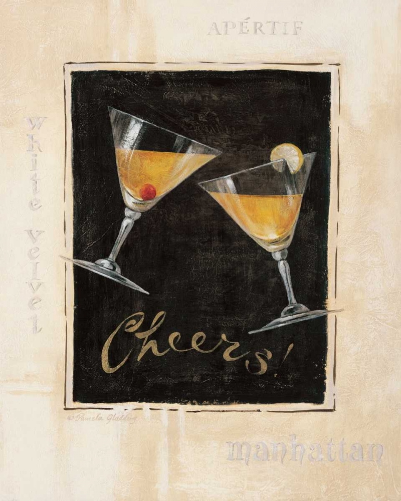 Cheers! I Gladding, Pamela 4749