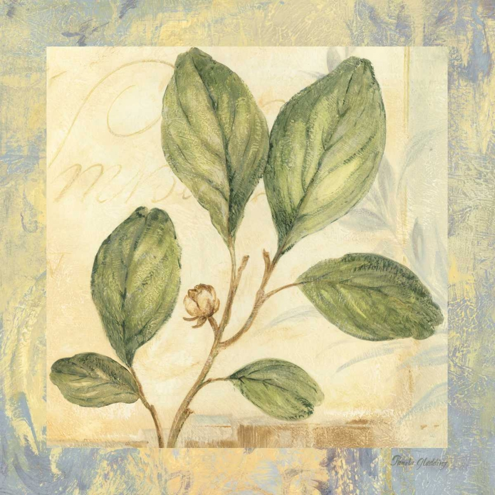 Leaf Botanicals IV Gladding, Pamela 4783