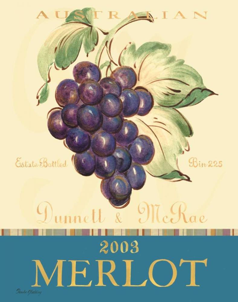 Merlot Gladding, Pamela 4792