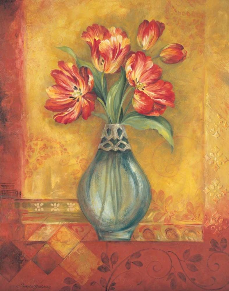 Pandoras Tulips Gladding, Pamela 4812