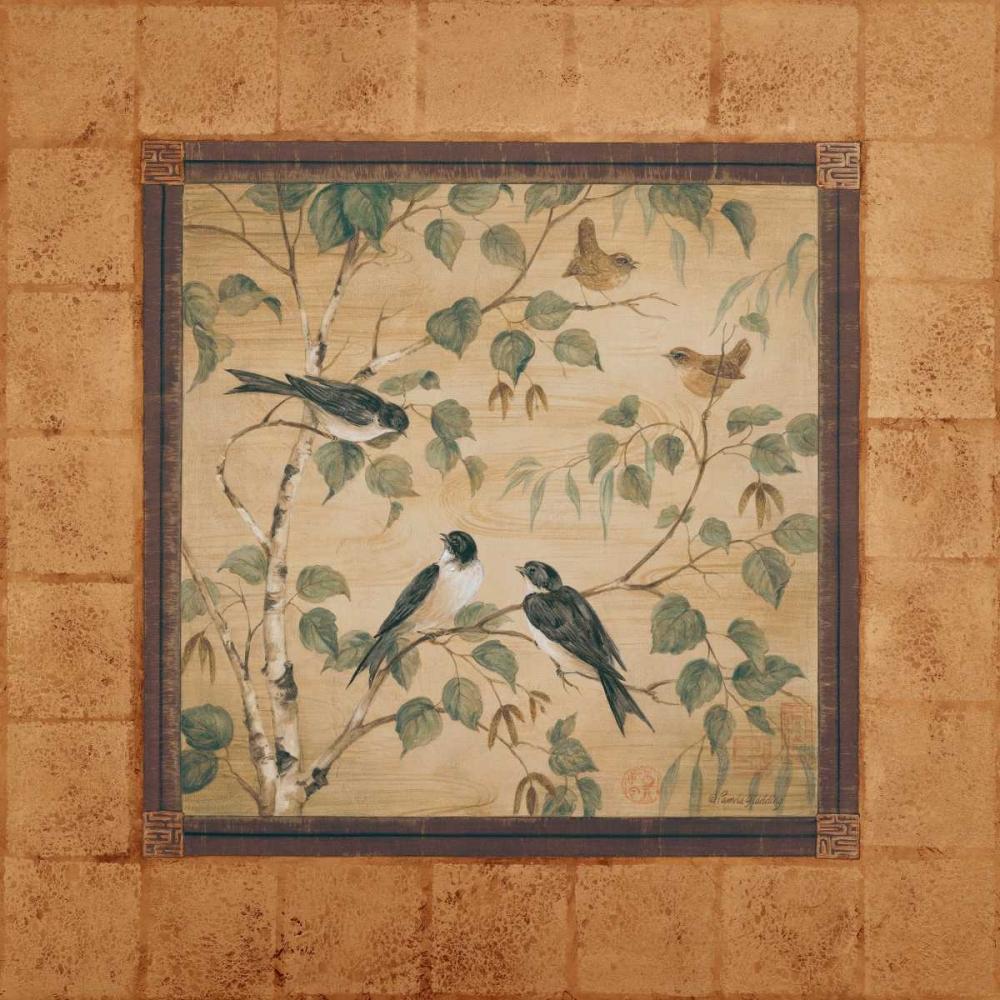 Outdoor Aviary I Gladding, Pamela 6857