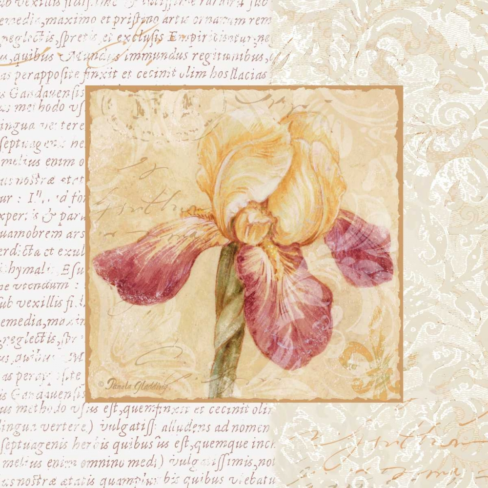 Le Jardin III Gladding, Pamela 4859