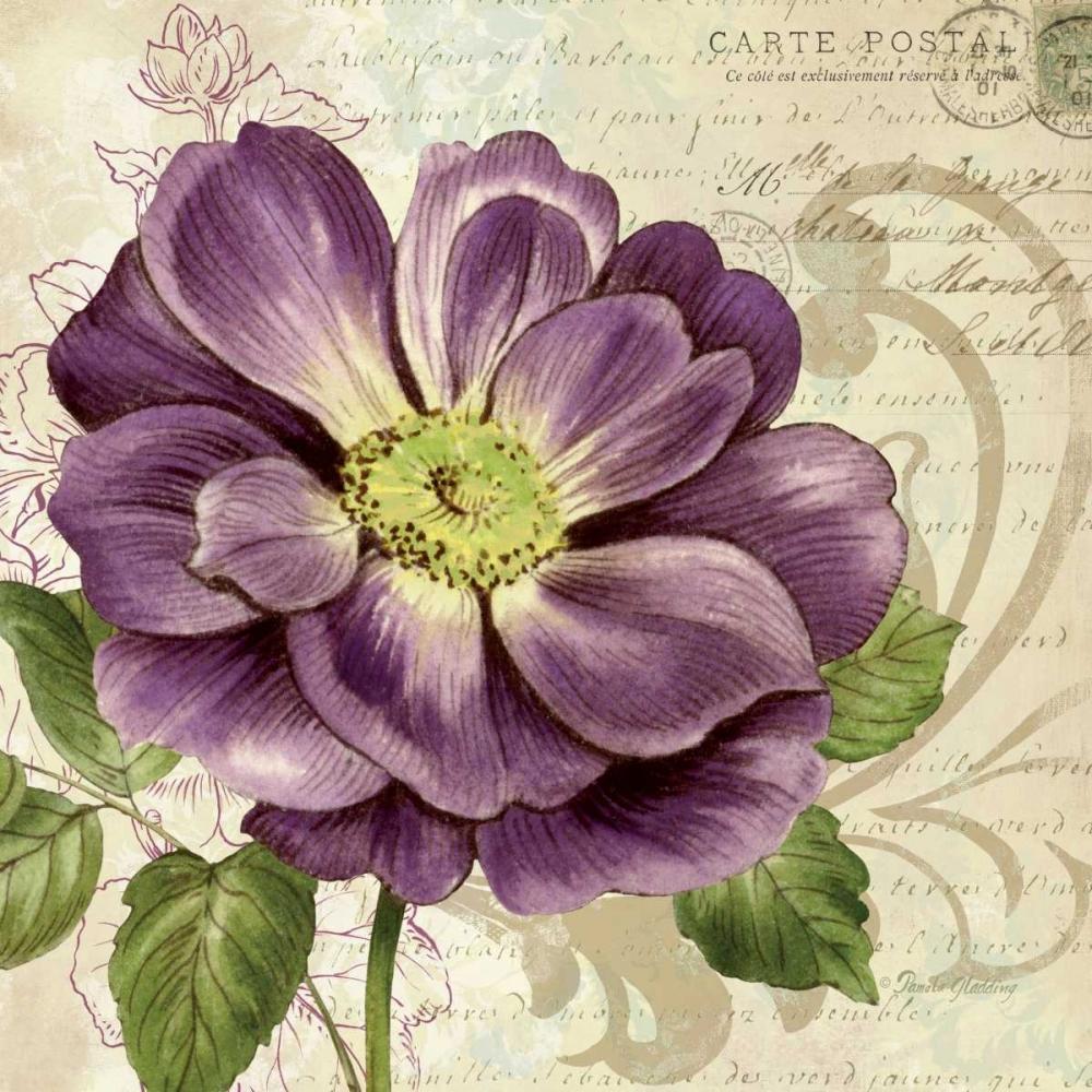 Study in Purple I Gladding, Pamela 4915