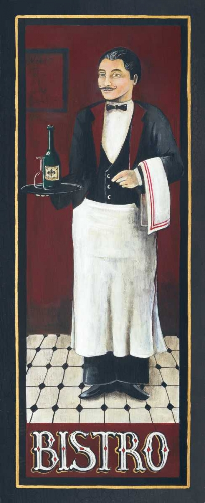 Bistro Gorham, Gregory 4991