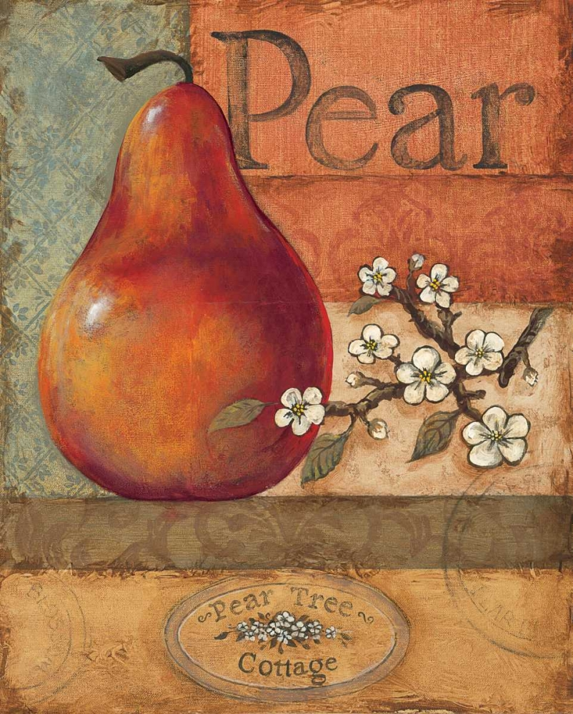 Pear Crate Gorham, Gregory 5077