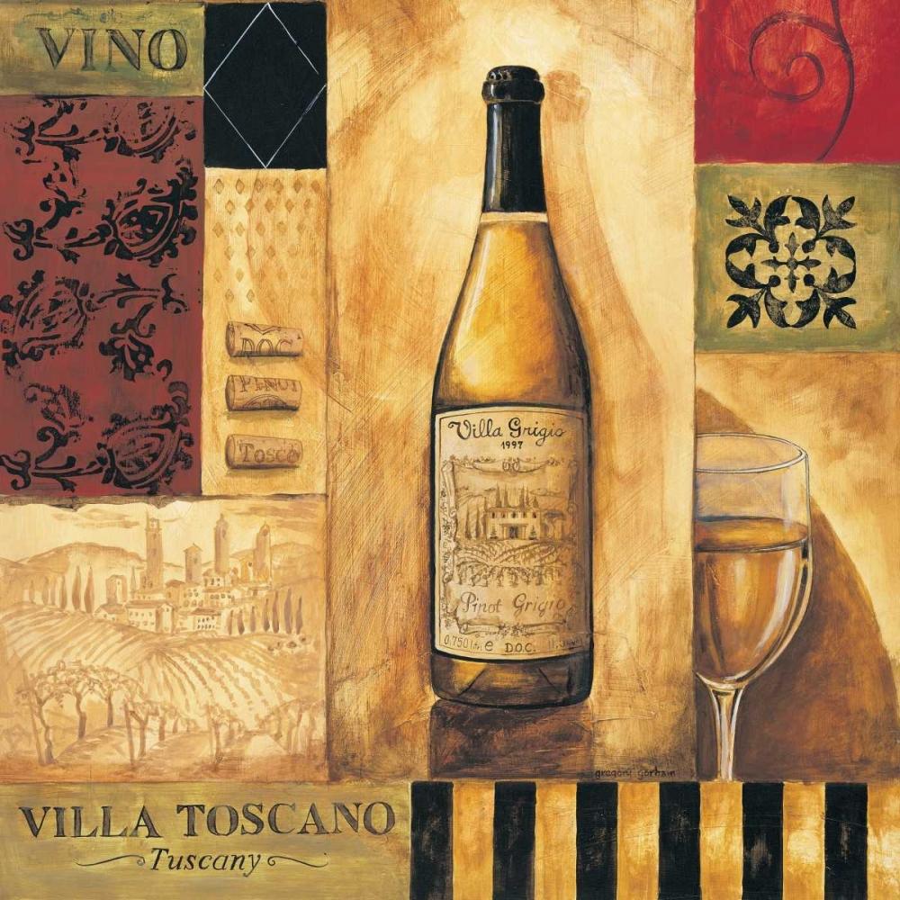 Villa Toscano Sq. Gorham, Gregory 5080