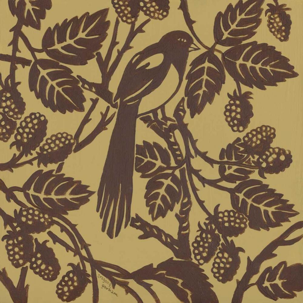 Bird Song IV Gorham, Gregory 5084