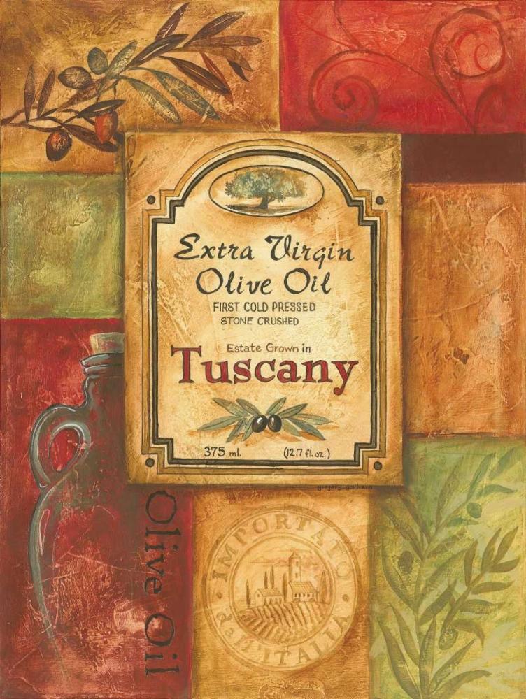 Tuscan Olive Oil Gorham, Gregory 5113
