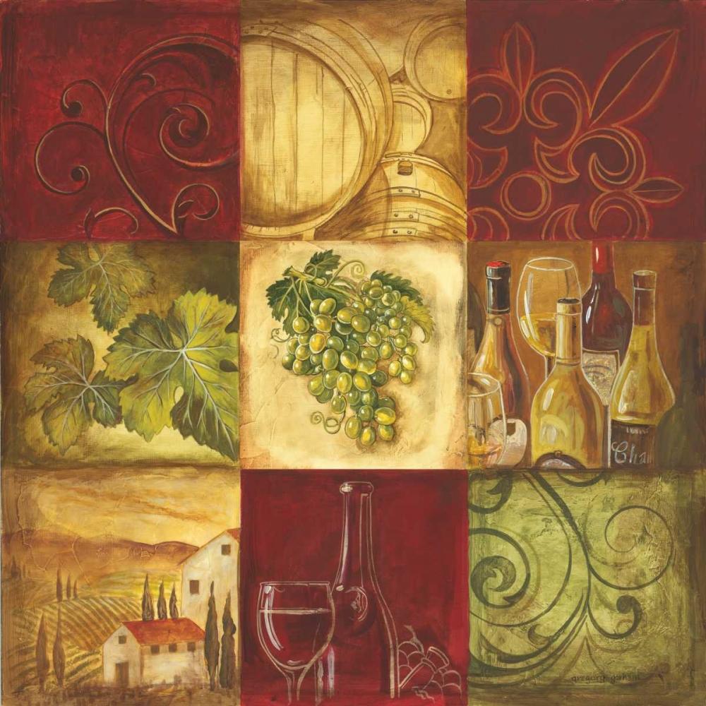 Tuscan Wine I Gorham, Gregory 5131