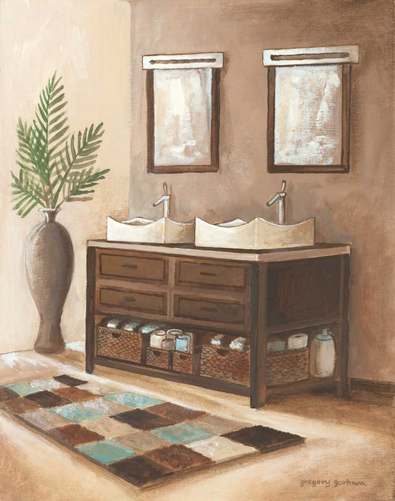 Bath Still Life II Gorham, Gregory 5134