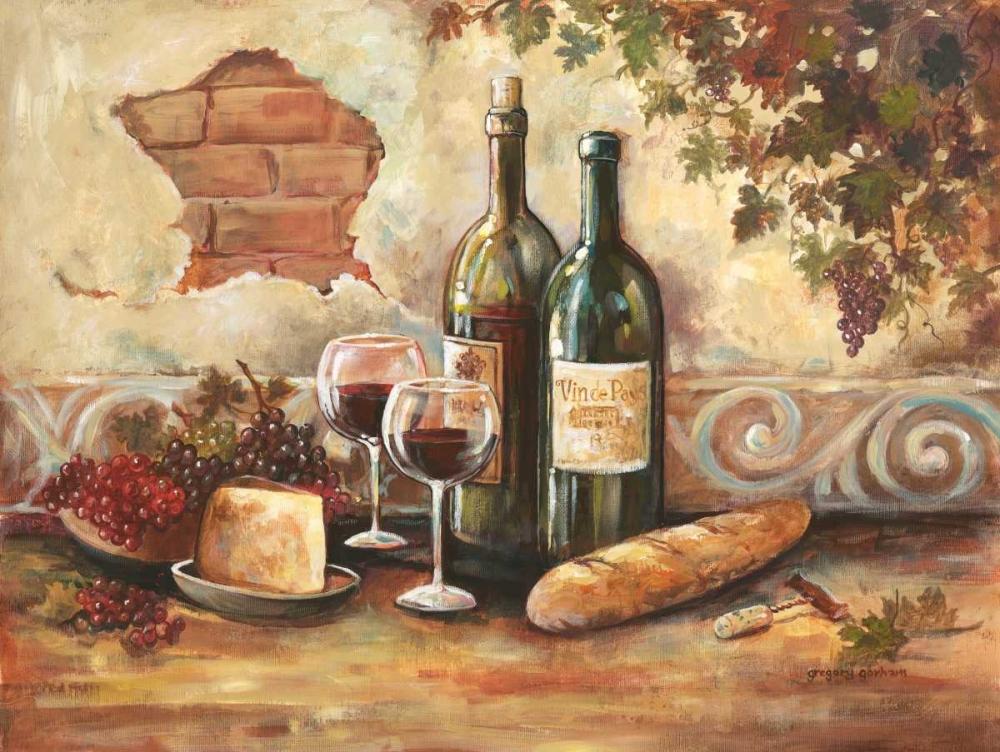 Bountiful Wine II Gorham, Gregory 5164
